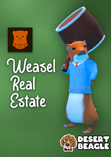 Weasel Real Estate | Available on PC & Mac